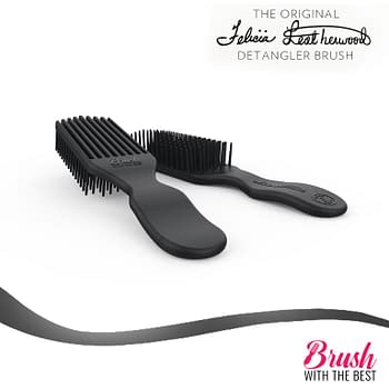 Felicia Leatherwood - black brush