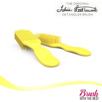 Felicia Leatherwood brush yellow